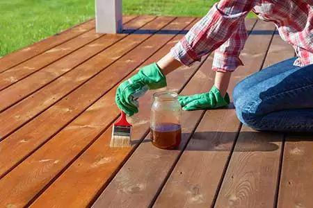 Professional deck maintenance tips